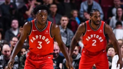 The Raptors missed Anunoby's defensive tenacity in the playoffs.