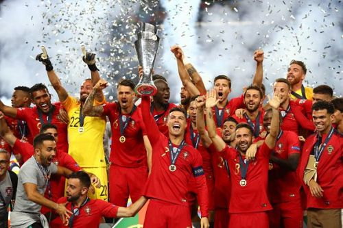Portugal triumphed over Netherlands in the UEFA Nations League Final