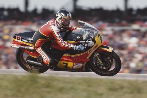 Sheene's title in 1977 was the only world championship title from Britain until Danny Kent who won in 2015 in the Moto3 category