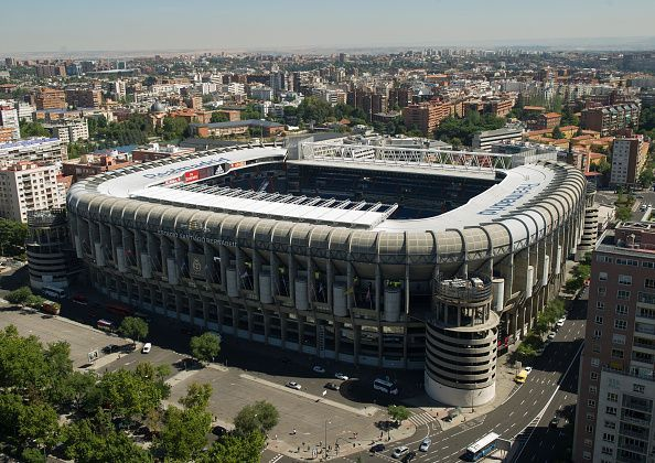 FILE - European Union Investigates Spanish Football Clubs