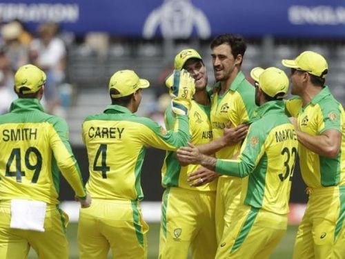 Australia will look to continue on their winning momentum