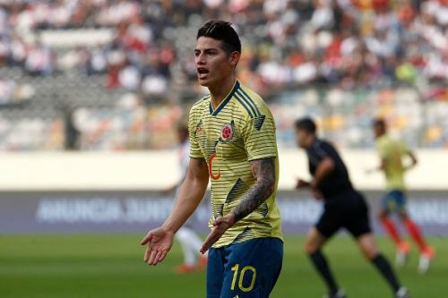 James Rodriguez has a point to prove in Copa America 2019