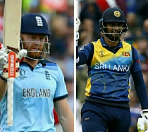 ICC cricket world cup - England vs Sri lanka