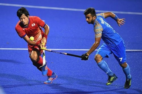 The Japanese are closing the gap with India, feels Aikman