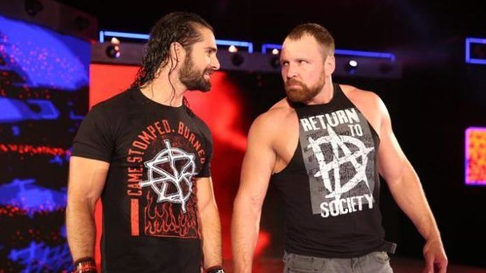 Moxley and Rollins