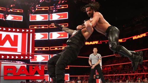 An actual match is rarely the first segment of Raw or SmackDown Live.