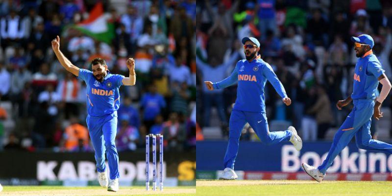 भारतीय टीम की रोमांचक जीत