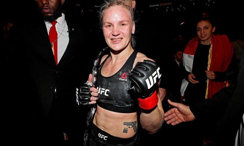 Valentina Shevchenko is ready for her next fight