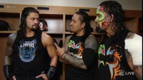 Reigns with The Usos