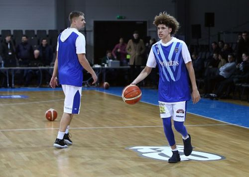 LaMelo Ball is heading to Australia to play with the Hawks