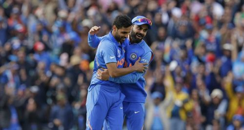 ICC cricket world cup 2019 - Indian team, Best bowler Bhuvaneswar kumar Indian cricket team - Bhuvneshwar Kumar remains in the shadow of his bowling partner Jasprit Bumrah