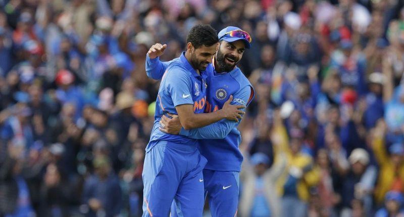 ICC cricket world cup 2019 - Indian team, Best bowler Bhuvaneswar kumar Indian cricket team - Bhuvneshwar Kumar remains in the shadow of his bowling partner Jasprit Bumrah
