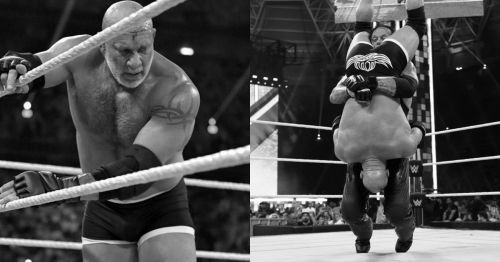 Goldberg vs. Undertaker