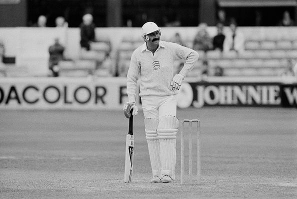 England finished runners-up in all the three World Cups that Graham Gooch played.