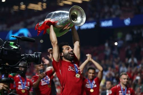 Redemption for Mo Salah