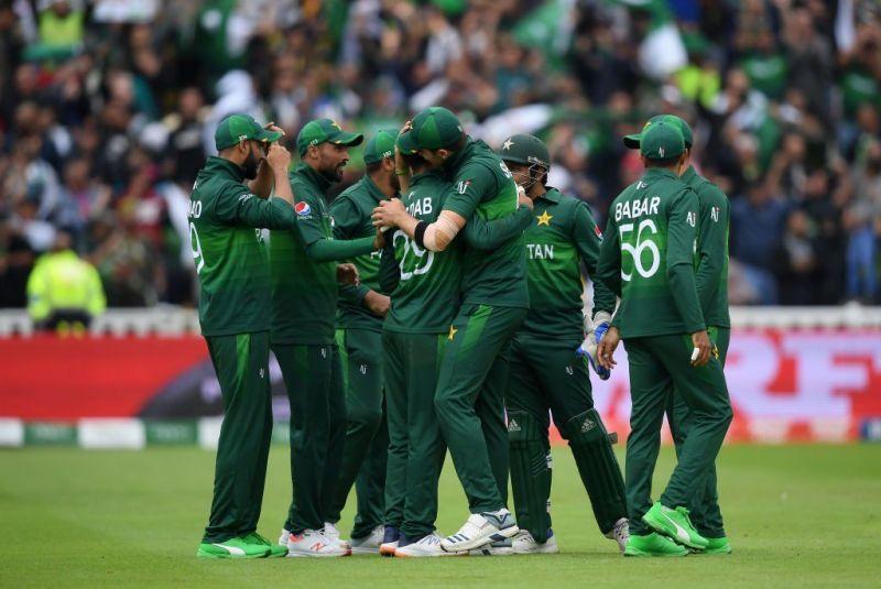 (पाकिस्तानी टीम)