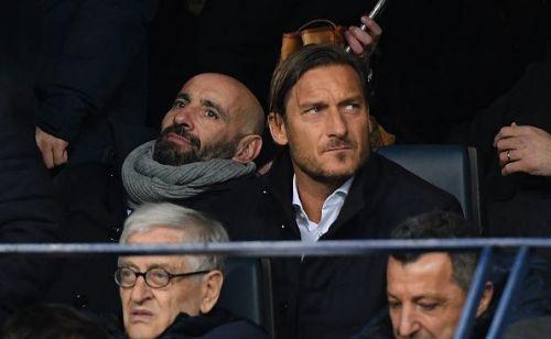 Francesco Totti has left AS Roma in controversial circumstances