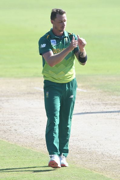 Dale Steyn's World Cup dream is unfortunately over