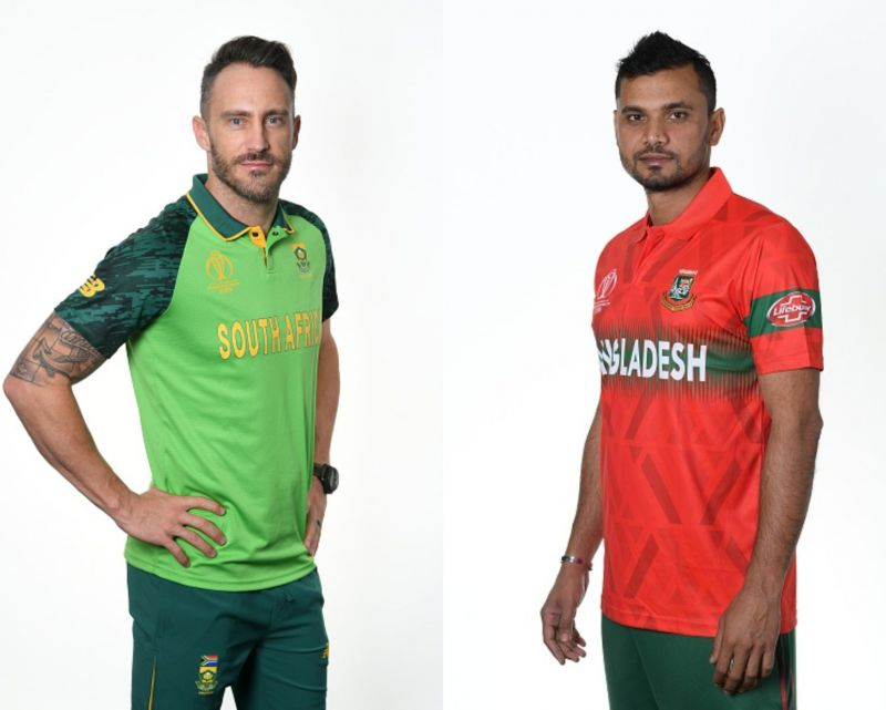 Image result for World Cup 2019, Match 5, South Africa vs Bangladesh