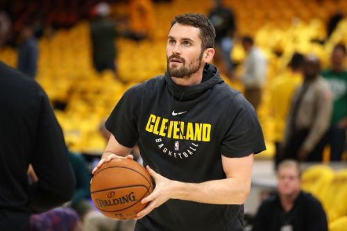 Kevin Love is among the players that could leave the Cavs this summer