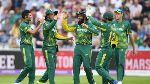 South Africa leads Bangladesh 17-3 head to head in ODIs.