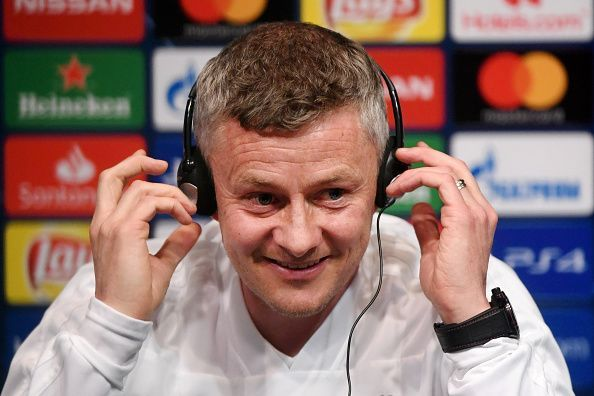 Solskjaer is still awaiting his second signing of the summer.