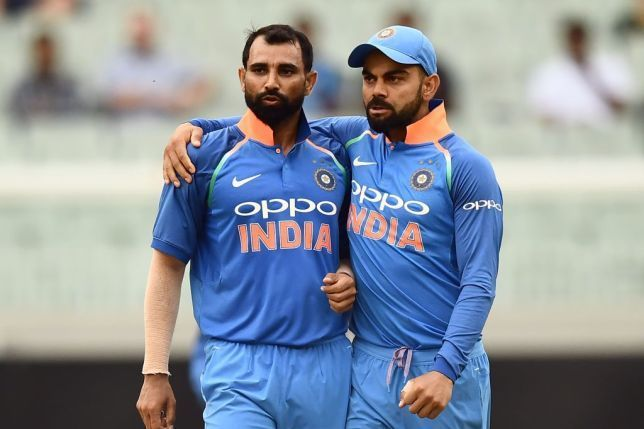 Will Mohammad Shami get back into the XI for the next match?