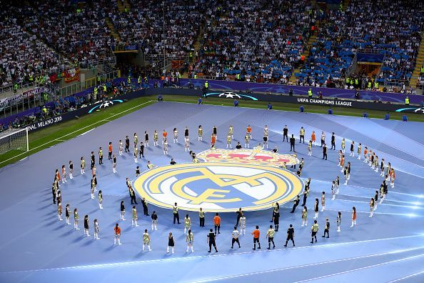 Real Madrid v Club Atletico de Madrid - UEFA Champions League Final