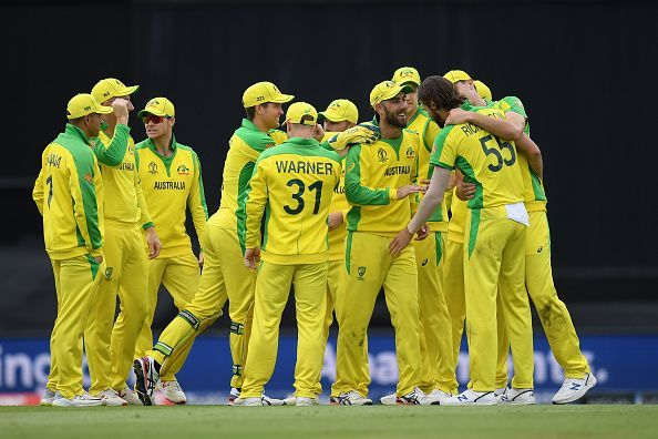 Sri Lanka v Australia - ICC Cricket World Cup 2019