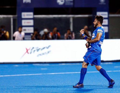 Harmanpreet Singh will aim to score a few more in the final