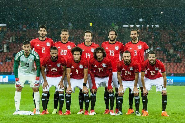 Egypt v Greece - International Friendly