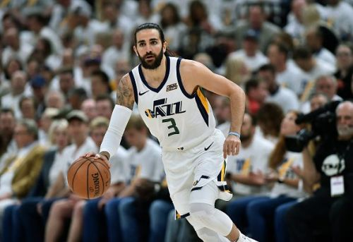 The Utah Jazz are believed to be in the market for an upgrade on Ricky Rubio