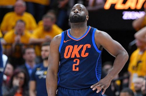 Raymond Felton spent large portions of the 18-19 season on the sidelines