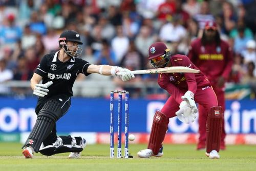 New Zealand Captain Kane Williamson led from the front, in their triumph against the West Indies