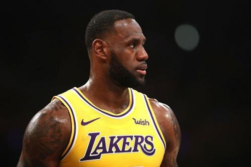 Did LeBron James make a mistake by signing for the Los Angeles Lakers last summer?