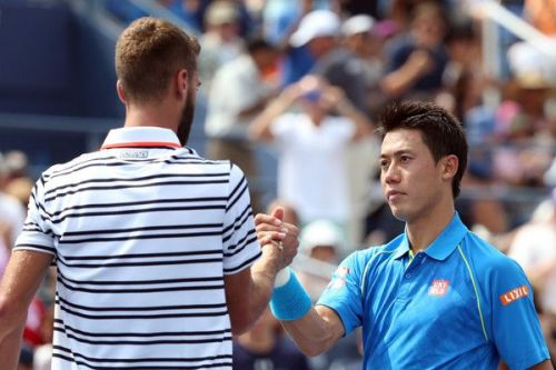 Nishikori and Paire Prepare For Their Third Clash at Roland Garros