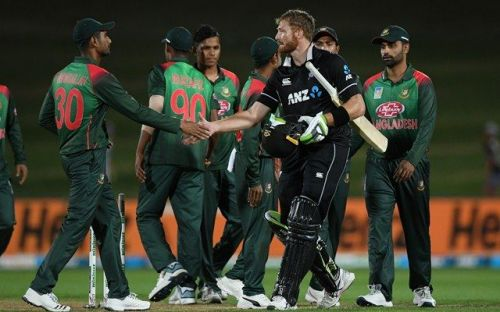 Martin Guptill will hold the key for the Kiwis at top of the order