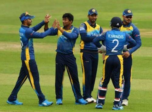 Srilanka squad