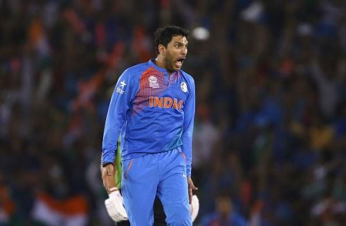 Yuvraj Singh's persona on the field was unmatchable