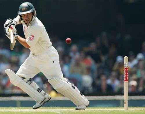 Langer combined with Matthew Hayden to become one of the best opening pairs in Tests.