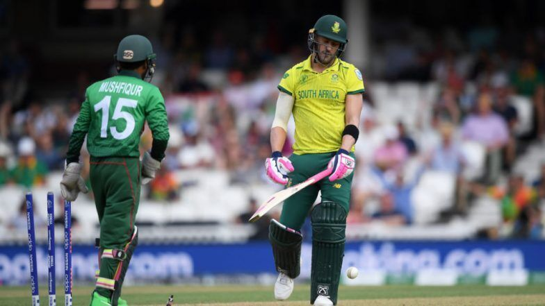 Bangladesh beat South Africa twice in the World Cup