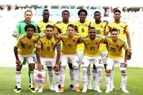Colombia perhaps have the strongest squad they have ever sent out for a major tournament