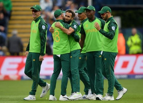 South Africa outclassed Afghanistan in their previous match