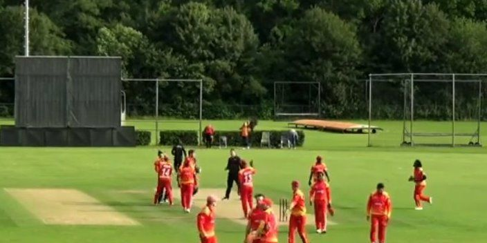 नीदरलैंड्स ने ज़िम्बाब्वे को हराया (फोटो क्रेडिट: ट्विटर)
