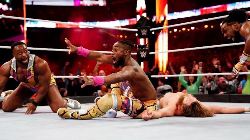 Kofi Kingston has been very active inside the ring this year