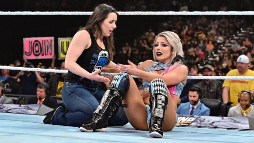 A frustrating night for Bliss