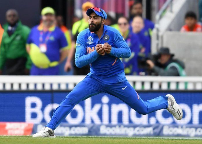 On the other hand, indian fielders like Ravindra Jadeja, Virat Kohli have thrown themselves around and stopped some vital runs.
