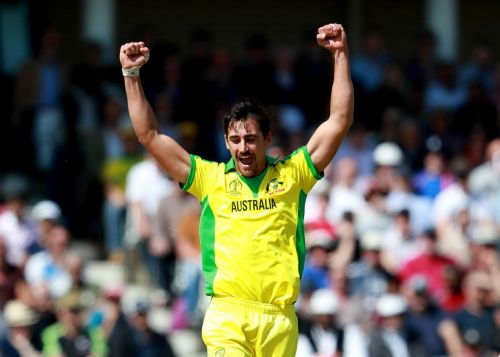 Cwc19 - Australian bowler Mitchell starc will take the most wickets in this tournament