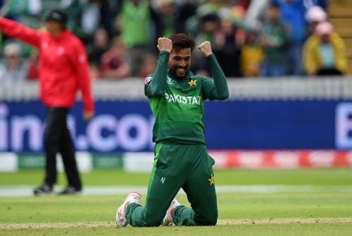 Mohammad Amir- The curious big match player
