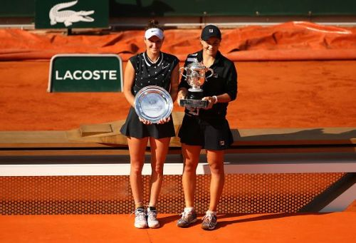 Ashleigh Barty- A French Open champion